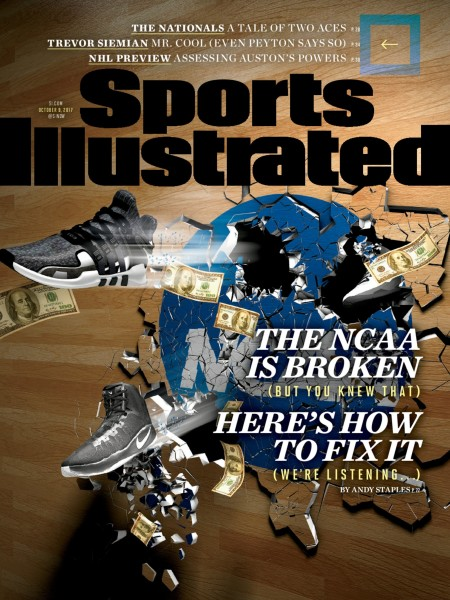 Sports Illustrated Oct 2017